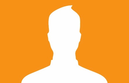 Placeholder person image