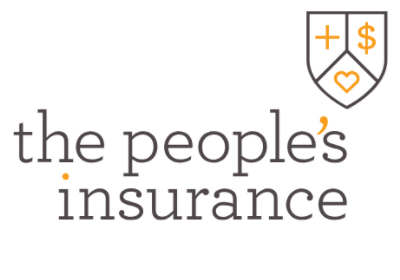 The Peoples insurance logo